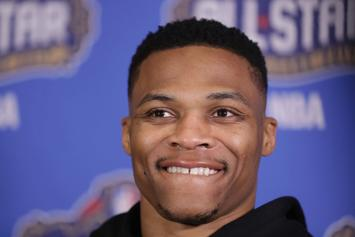 "Russell Westbrook Eligible For ""Supermax"" Deal, Would Make Him Highest-Paid In NBA History"