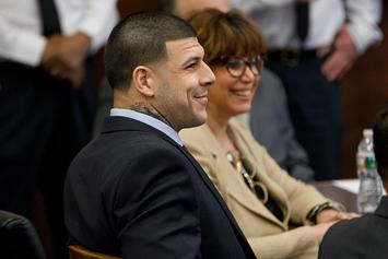 Aaron Hernandez Had Multiple Nicknames In Prison According To New Report