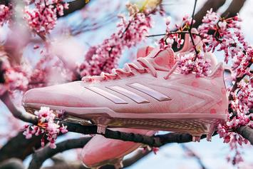 Adidas Unveils Special Edition Mother's Day Cleats For This Weekend