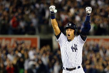 Derek Jeter Writes Thank You Letter To New York Ahead Of Jersey Retirement