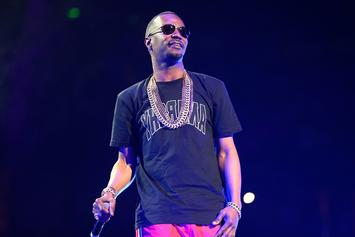 """Artwork & Release Date Revealed For Juicy J's """"Gas Face"""" Mixtape"""