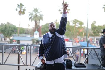 "DJ Khaled Previews More New Music From Upcoming ""Grateful"" Album"