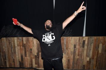 """DJ Khaled's """"I'm The One"""" Certified Gold"""