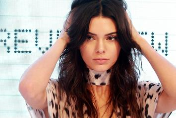 Kendall Jenner Mocked For Falling Off Bike In Video