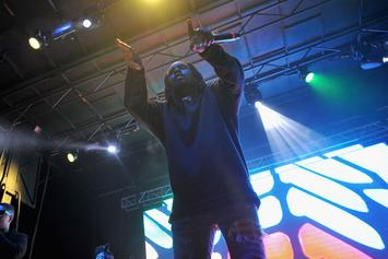 Wale Brings His Daughter On Stage During Recent Concert