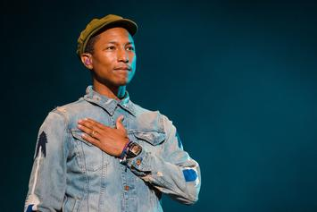 Pharrell Serenades 8-Year-Old Leukemia Patient