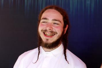 "Post Malone Cracks Top 10 On Billboard Hot 100 Chart With ""Congratulations"""