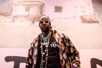 2 Chainz's Listening Party Shut Down By Fire Marshal; Says He's Going To Make It Up