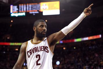 Kyrie Irving Willing To Push For Trade If LeBron Leaves Cleveland