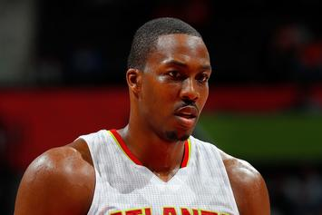 Atlanta Hawks Reportedly Trade Center Dwight Howard To Charlotte Hornets
