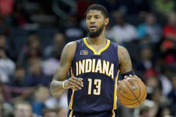 Paul George Traded To Oklahoma City Thunder