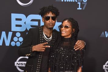 21 Savage & Amber Rose Apparently The Real Deal