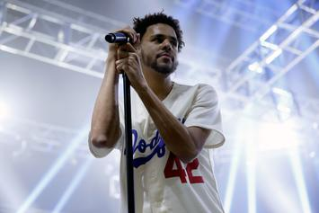 J. Cole Instagram Account Hacked