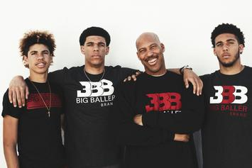 Lavar Ball & Family To Reportedly Star In Reality Show On Facebook