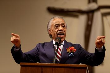 "Al Sharpton Reportedly Flattered By Jay-Z's ""4:44"" Mention"
