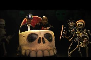 "Run The Jewels ""Don't Get Captured"" Video"