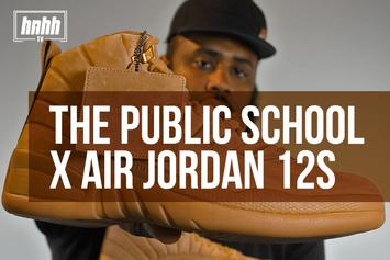 The Public School x Air Jordan 12s (Wheat Colorway) - HNHH Kicks Review