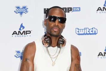 "Safaree On Beef With Meek Mill: ""He's A Coward"""
