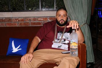 DJ Khaled Is Selling His Clothes To Raise Money For A Good Cause