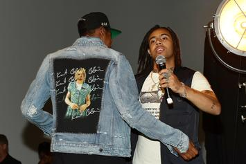 Jay-Z Praises Vic Mensa At Listening Party For His Album