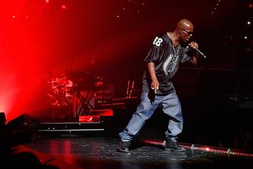 DMX Has Been Released From Jail: Report