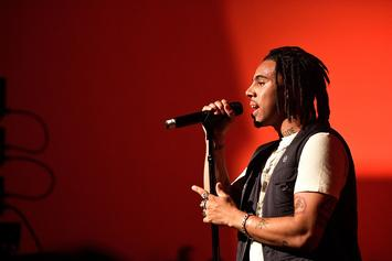 "Vic Mensa Says Rappers Who Abuse Women Are ""Cowards"""