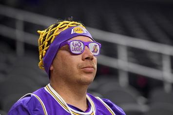 Sacramento Kings Troll Lakers Fans By Asking About Fake Rookies