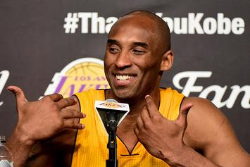Kobe Bryant Jokes About His Retirement Weight-Gain On Instagram