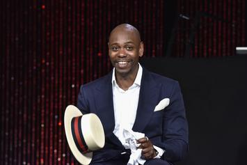 Dave Chappelle Hits Up Stephen Colbert, Talks Trump & More