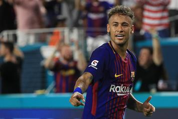 La Liga Reportedly Rejects PSG's Bid For Neymar