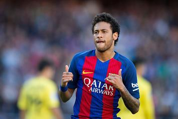 FCB Terminates Neymar's Contract, Accepts World-Record Payment