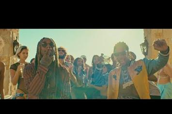 "Wiz Khalifa Feat. Ty Dolla $ign ""Something New"" Video"