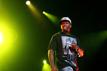 "50 Cent Gets Ready For His BET Takeover, Talks ""Getting Rid"" Of Shows"