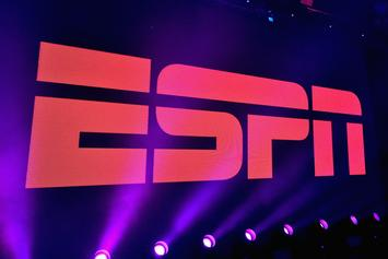"ESPN Criticized For ""Auctioning Off"" Black Athletes In Football Segment"