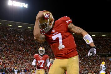 Colin Kaepernick Makes A $34,000 Donation To J. Cole's Foundation