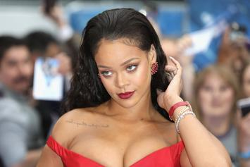 """Rihanna Launches """"The Dollar Campaign"""" For Global Education"""