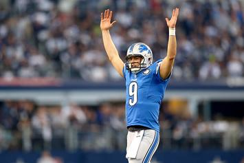 Lions' Matthew Stafford Becomes NFL's Highest Paid Player Ever