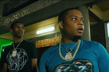 "Don Q Feat. A Boogie Wit Da Hoodie ""Protect Ya Patek"" Video"
