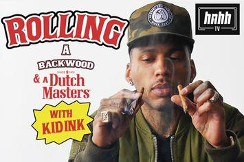 "Kid Ink Shares His Most-High Story In ""How to Roll"""