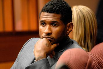 Usher Accuser Quantasia Sharpton Says They Made A Sex Tape