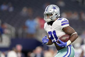 Ezekiel Elliott Eligible To Play In Week 1 vs. Giants
