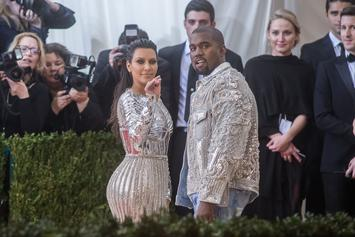 Kanye West & Kim Kardashian Are Expecting Their Third Child