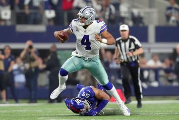 NFL Sunday Night Football: Twitter Reacts to Cowboys' Victory Over Giants