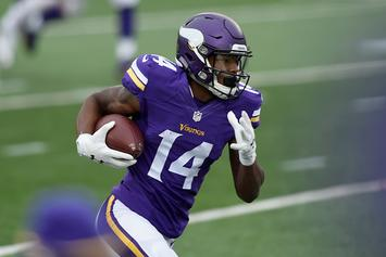 Vikings WR Stefon Diggs To Wear Randy Moss Inspired Cleats For MNF