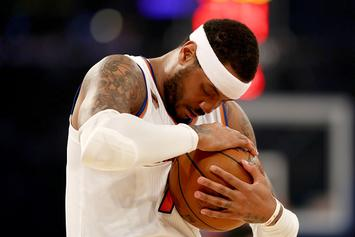 "Carmelo Anthony Has ""Mentally Moved On To Houston"": Report"