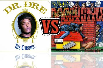 Dr. Dre Vs. Snoop Dogg: Who Had The Better Debut Album?