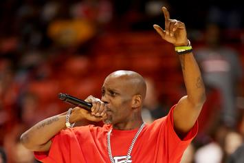 "DMX's Lawyer Says He's ""Clean & Sober"""