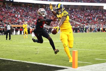 49ers vs Rams Wild Thursday Night Football Game: Twitter Reacts
