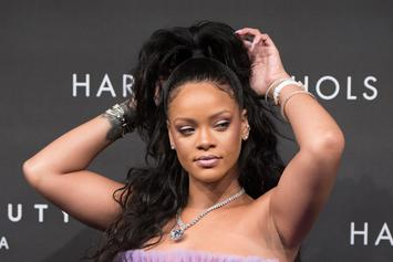 Rihanna Gives Side Eye To Those Discovering Her Last Name