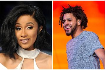 Cardi B Is In Disbelief Over J. Cole's Advice